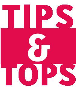 Tips Tops Hoezonormaal